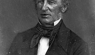 ** FILE ** Cornelius Vanderbilt provided a grant that founded the university in 1873.