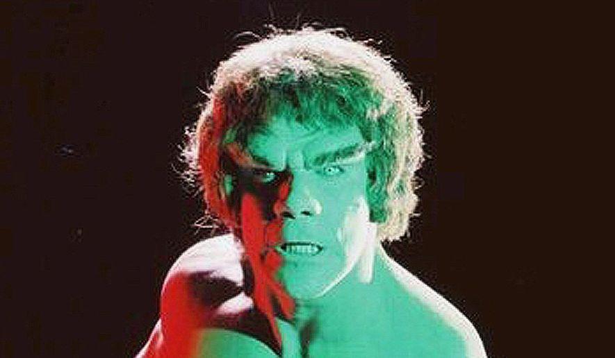 Lou Ferrigno as Hulk.