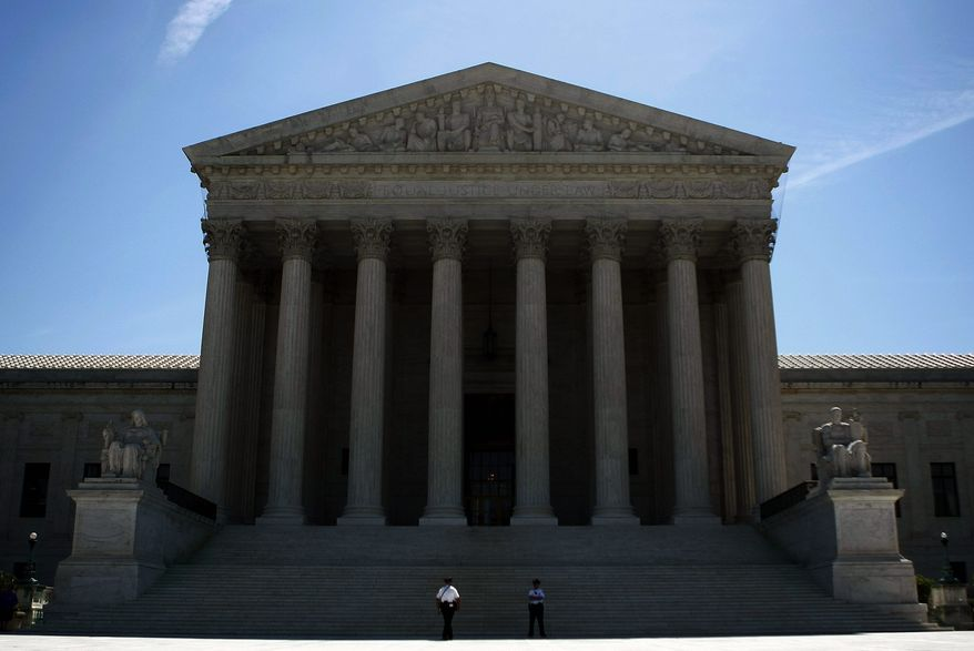 **FILE** The Supreme Court (Getty Images)