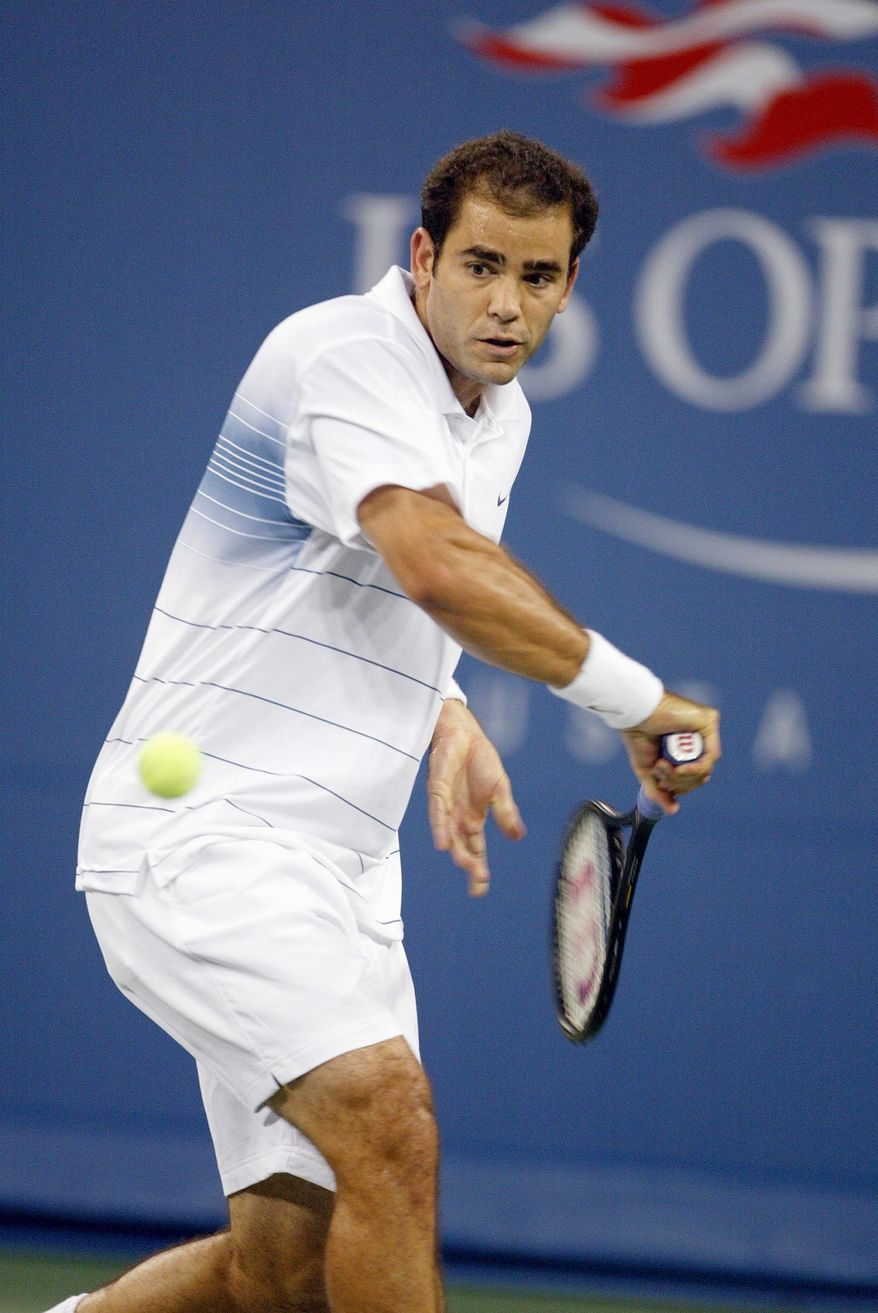 Pete Sampras, Andre Agassi, Jim Courier and Michael Chang are part of the 2011 Champions Series, a month-long tournament that features the sport's top stars and seeks to give back to fans. Chang on Friday won the HSBC Tennis Cup, which was played in Washington, defeating Courier, 8-3. (Getty Images)