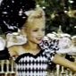 JonBenet Ramsey performs during a beauty pageant in an undated photo taken from a family video. (Associated Press)