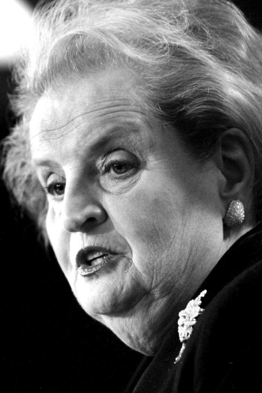 Madeleine Albright. (Associated Press)