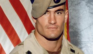 Army Ranger Pat Tillman