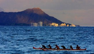 AGENCE FRANCE-PRESSE/GETTY IMAGES The average life expectancy in Hawaii is 81.7 years compared with 73.8 years in the District, according to a report from the American Human Development Project.