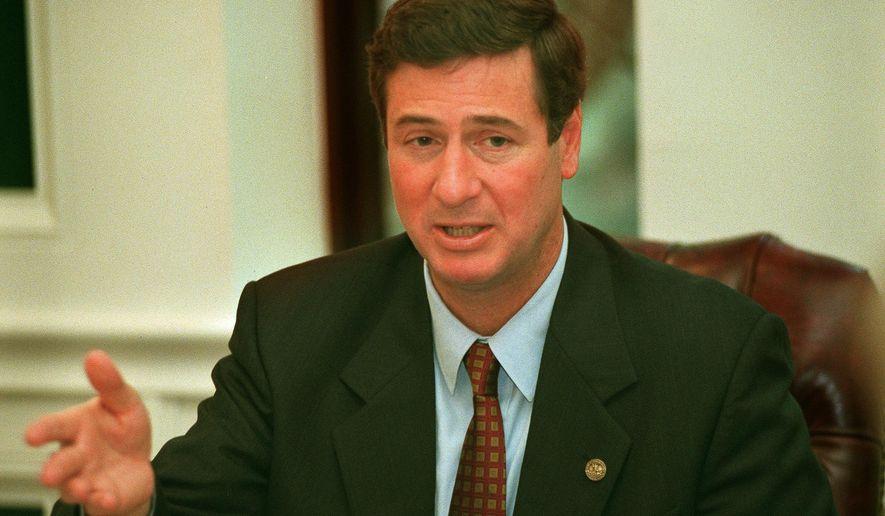 Former Sen. George Allen, Virginia Republican (The Washington Times)