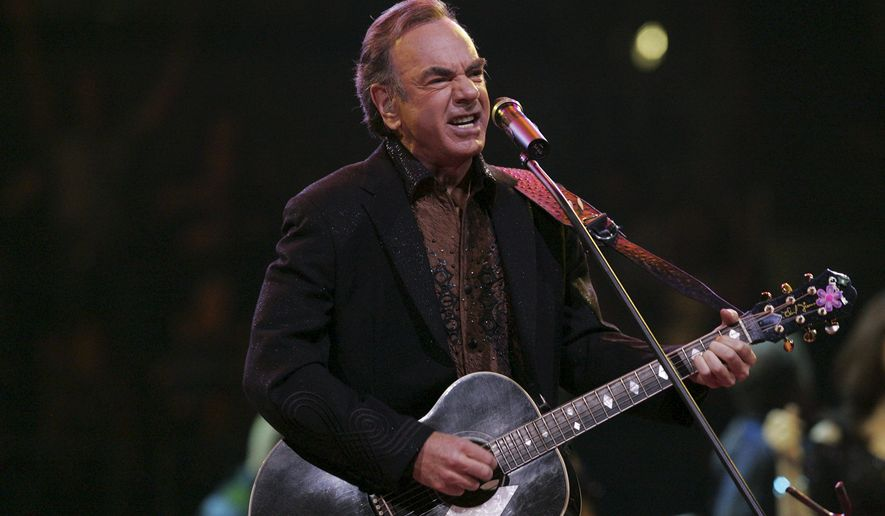 Neil Diamond (The Washington Times)
