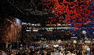 The upcoming 2016 presidential race is predicted to be a $4.4 billion election. (Mary F. Calvert / The Washington Times)
