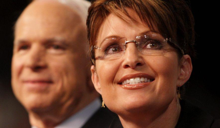 Alaska Gov. Sarah Palin (Associated Press)