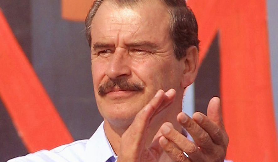 Vicente Fox (Getty Images)