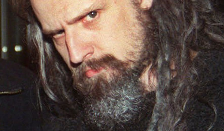 Rob Zombie  ** FILE ** Rob Zombie is shown in this Oct 15, 1999 file photo in Universal City, Calif. Zombie will replace Rage Against the Machine on the main stage of the Ozzfest summer tour, concert planners said. Zombie fills the spot left open when Rage pulled out after lead singer Chris Cornell left the band. Ozzfest is scheduled to begin July 6, 2002, in Bristow, Va., and end Sept. 8 in Dallas. (AP Photo/Universal Studios, Michael Tweed, File)