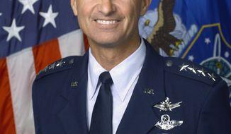 **FILE** Gen. Kevin Chilton (Associated Press/U.S. Air Force)