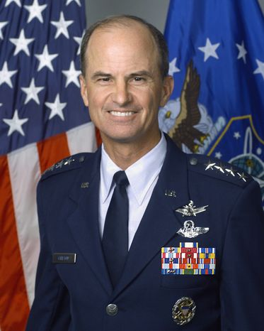 **FILE** Gen. Kevin Chilton (Associated Press/U.S. Air Force)