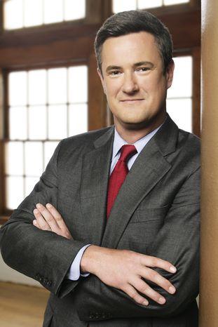 "Joe Scarborough, host of MSNBC's ""Morning Joe"""