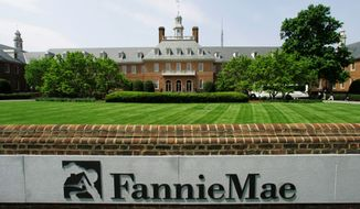 Fannie Mae's Washington headquarters (Associated Press)
