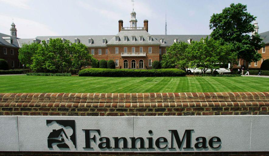Fannie Mae's Washington headquarters (Associated Press)