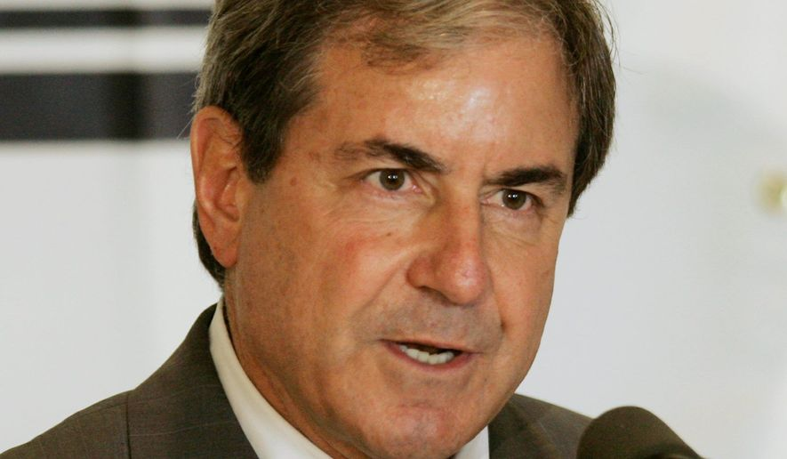 Rep. John Yarmuth, Kentucky Democrat. ** FILE **