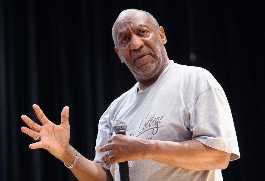 **FILE** Bill Cosby (Associated Press)
