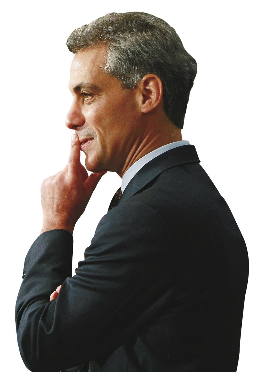 Rahm Emanuel (Getty Images)