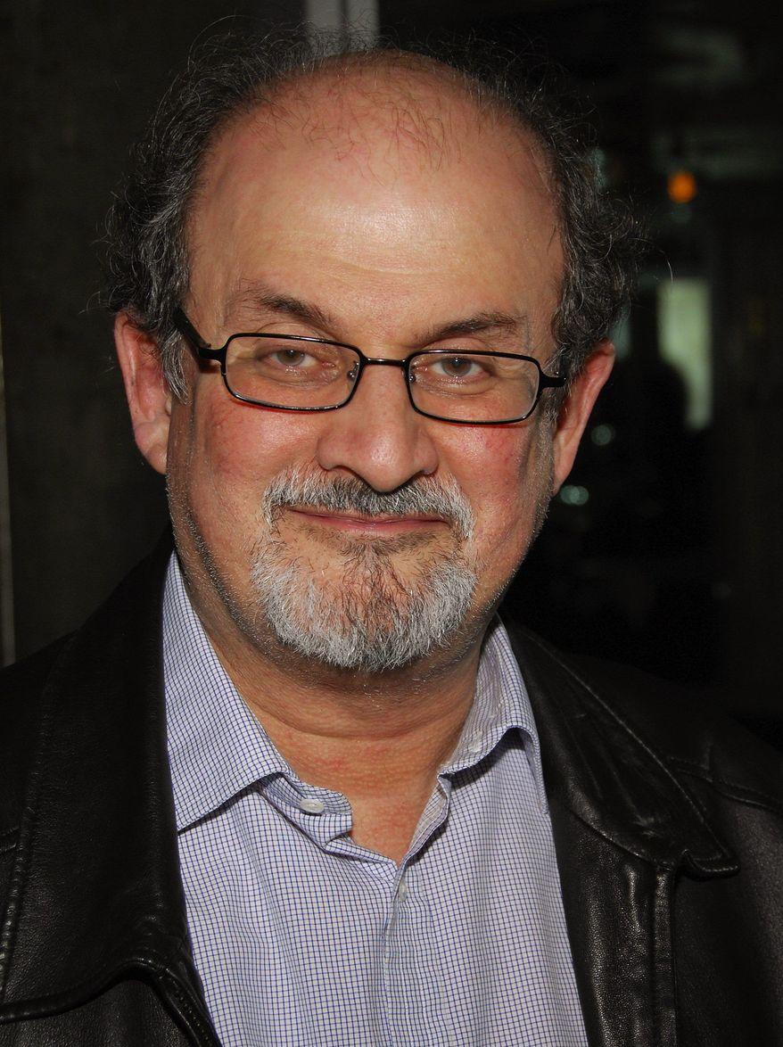Salman Rushdie (Associated Press) **FILE**