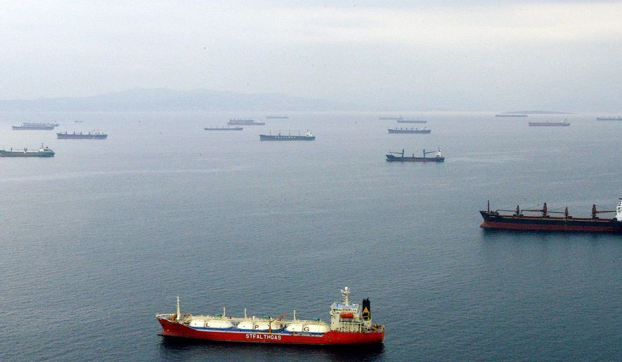With China providing much of the capital, Greek officials have big ambitions for Piraeus, the country's busiest port. (Associated Press/File)