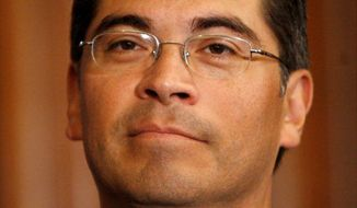 Rep. Xavier Becerra, California Democrat