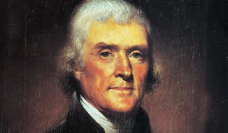 President Thomas Jefferson (Associated Press)