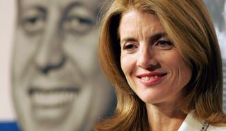 ** FILE ** Caroline Kennedy (Associated Press)
