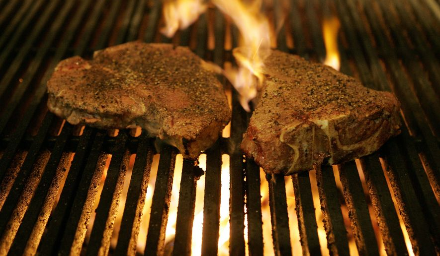 PHOTOGRAPHS BY KATIE FALKENBERG/THE WASHINGTON TIMES