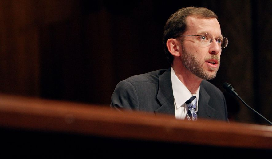 Douglas Elmendorf is director of the Congressional Budget Office. (Associated Press)