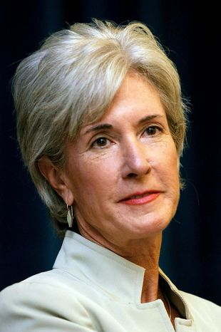 Kansas Governor Kathleen Sebelius, with health care experience, is also being vetted for the HHS post. (Getty Images)