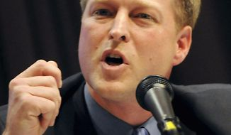Maryland freshman Rep. Frank Kratovil Jr. 0is a member of the Blue Dog coalition. (AP Photo)