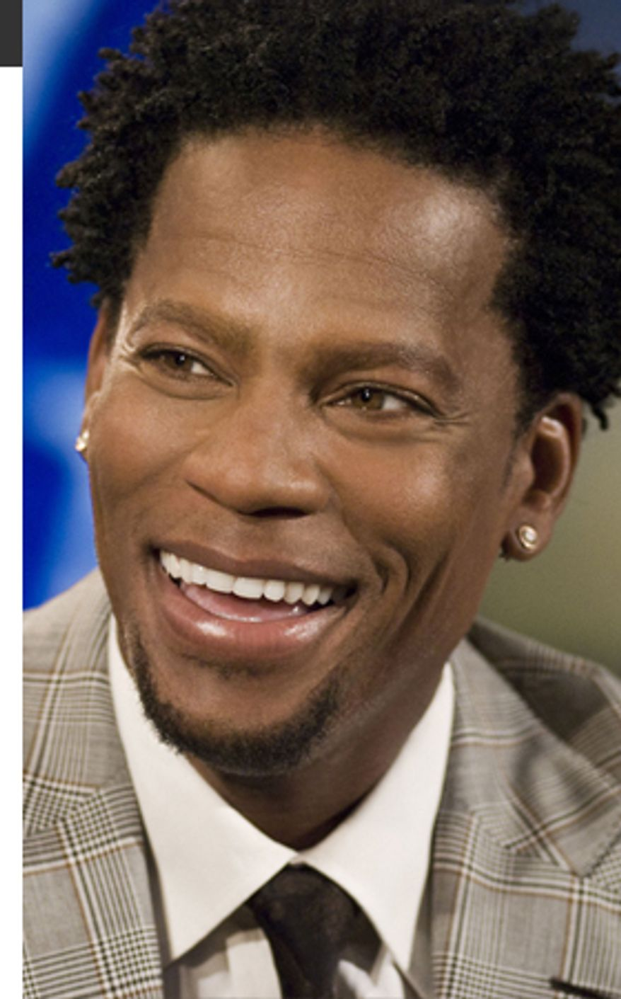D.L. Hughley (Courtesy of cnn.com)