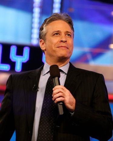 Jon Stewart (Associated Press)