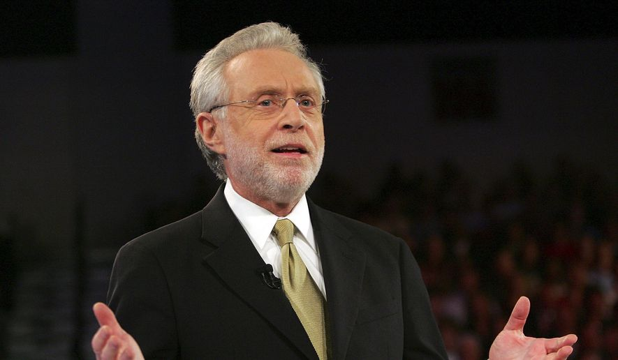 Wolf Blitzer (Getty Images) **FILE**