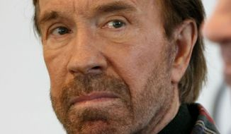 Chuck Norris (Associated Press) **FILE**