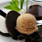 For desert is mascarpone mousse, coffee gelato and chocolate shot. (Rod Lamkey Jr./The Washington Times)
