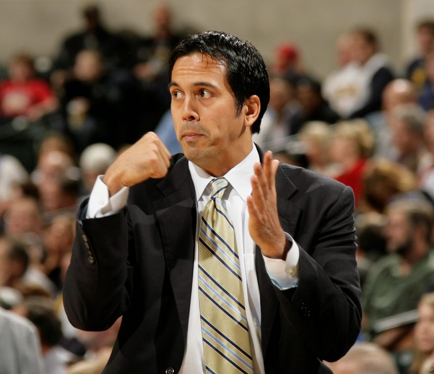 Getty Images Erik Spoelstra