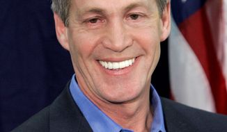 ** FILE ** Former Sen. Norm Coleman, Minnesota Republican (AP Photo/Jim Mone)
