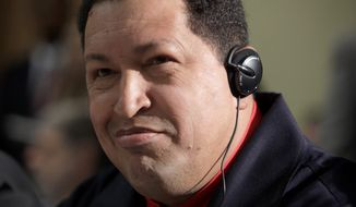 **FILE** Hugo Chavez