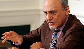 **FILE** Prince Turki Al-Faisal (The Washington Times)