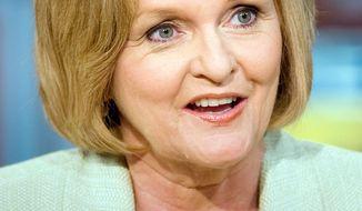 ** FILE ** Sen. Claire McCaskill, Missouri Democrat