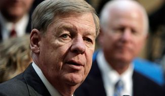 Sen. Johnny Isakson, Georgia Republican