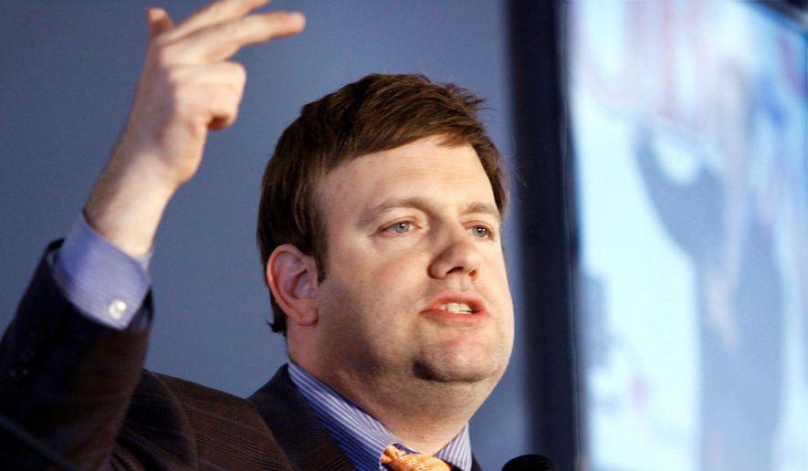 Pollster Frank Luntz. (Associated Press) ** FILE **