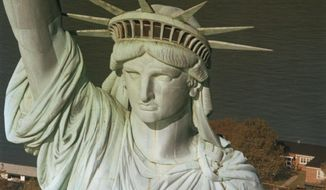 Statue of Liberty (Associated Press/File)