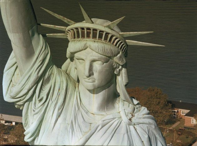 Statue of Liberty (Associated Press/File)