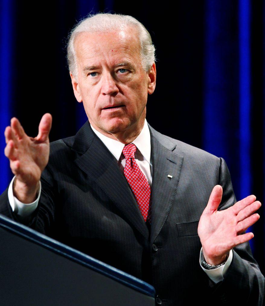 **FILE** Vice President Joseph R. Biden Jr. (Associated Press)