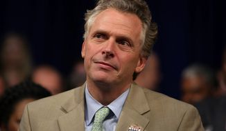 Getty images Terry McAuliffe