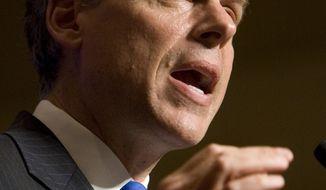 **FILE** Utah Gov. Jon Huntsman (Associated Press)