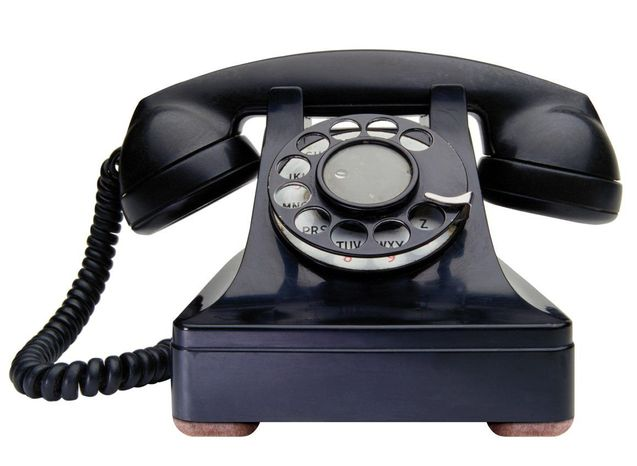 The dial telephone