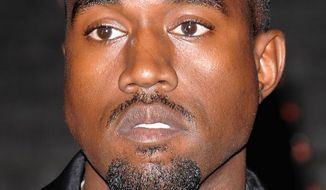 Kanye West (Associated Press)